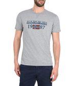 NAPAPIJRI SOLIN SHORT SLEEVES Short sleeve T-shirt U f