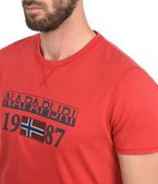 NAPAPIJRI SOLIN SHORT SLEEVES Short sleeve T-shirt U e