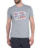 NAPAPIJRI Short sleeve T-shirt U SACHS SHORT SLEEVES f