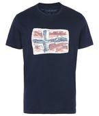 NAPAPIJRI SACHS SHORT SLEEVES Kurzärmliges T-Shirt U a