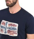 NAPAPIJRI SACHS SHORT SLEEVES Kurzärmliges T-Shirt U e
