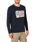 NAPAPIJRI Long sleeve T-shirt Man SACHS LONG SLEEVES f
