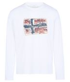 NAPAPIJRI Langärmliges T-Shirt U SACHS LONG SLEEVES a