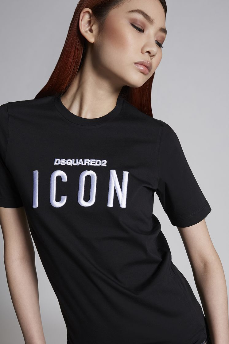 Dsquared2 Icon T Shirt - Short Sleeve t Shirts for ... 91ebf4c6c2c55