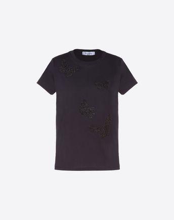VALENTINO T-shirt D NB0MG06H3NF 0BO f