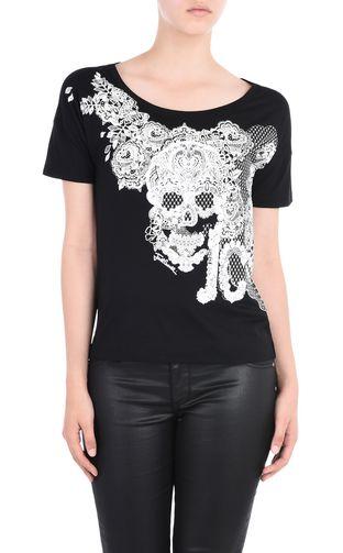 JUST CAVALLI Long sleeve shirt D Printed shirt f