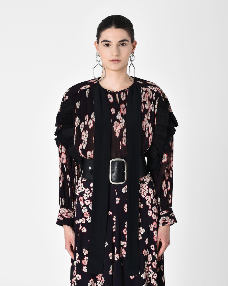 WILLIS floral print blouse ISABEL MARANT