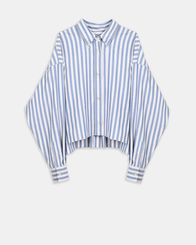 MACAO striped cotton shirt ISABEL MARANT