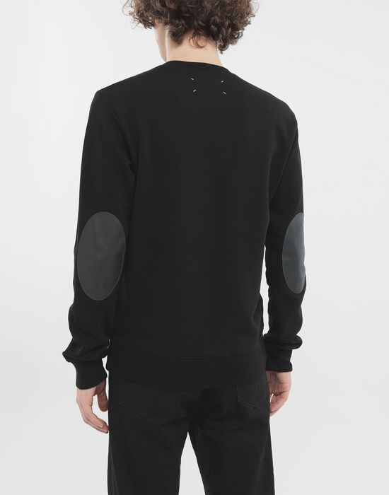MAISON MARGIELA Cotton crewneck sweatshirt Sweatshirt [*** pickupInStoreShippingNotGuaranteed_info ***] e