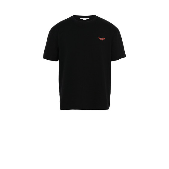 Black No Smiles T-shirt