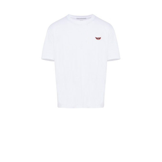 White No Smiles T-shirt