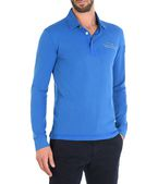 NAPAPIJRI Long sleeve polo Man ELBAS LONG SLEEVES f