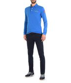 NAPAPIJRI ELBAS LONG SLEEVES Long sleeve polo U r
