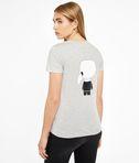 KARL LAGERFELD Ikonik Karl T-Shirt 8_d