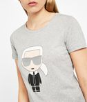 KARL LAGERFELD Ikonik Karl T-Shirt 8_e