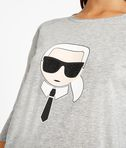 Karl Ikonik Sunglasses 3/4 Sleeve
