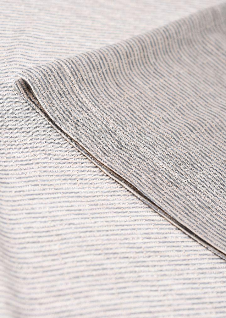 GIORGIO ARMANI ポロTシャツ シルクジャージージャカード製 ポロシャツ メンズ b