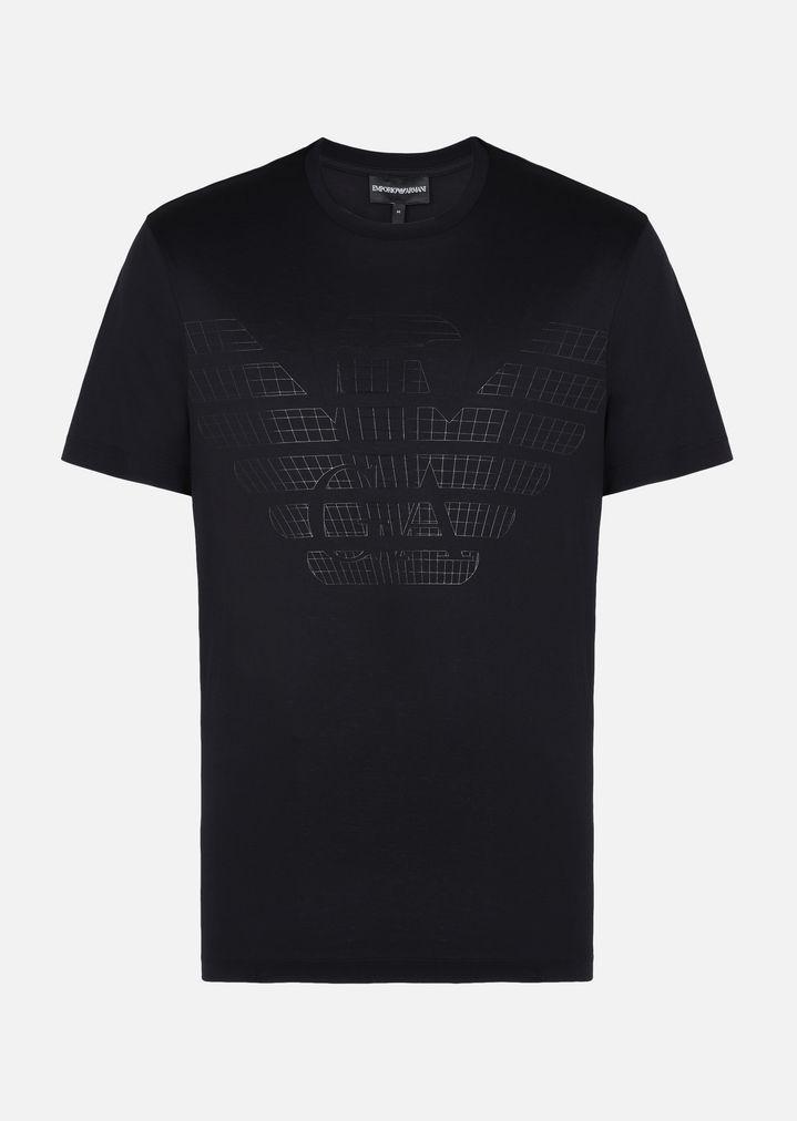 EA7 Eagle T-Shirt - H9557