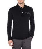 NAPAPIJRI Polo maniche lunghe Uomo ELBAS STRETCH LONG SLEEVES f