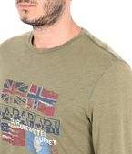 NAPAPIJRI SAJAMA Langärmliges T-Shirt U e