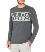NAPAPIJRI T-shirt manche longue Homme SASLONG LONG SLEEVES f