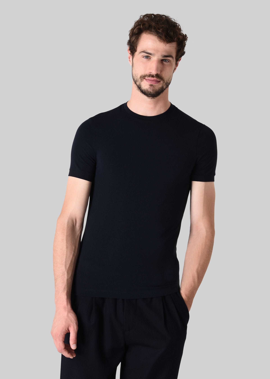 Armani Crew Neck T Shirt