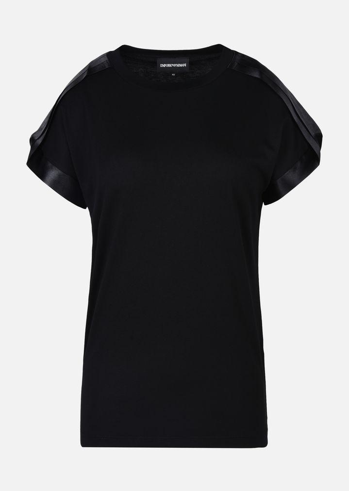 emporio armani damen shirt