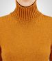 BOTTEGA VENETA OCRE CASHMERE SWEATER Knitwear or Top or Shirt Woman ap