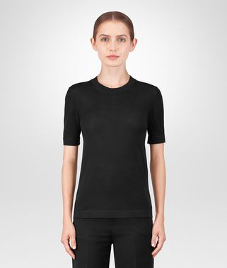 NERO CASHMERE TOP