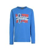 NAPAPIJRI T-shirt manche longue U K SACHS LONG SLEEVES JUNIOR f