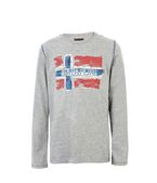 NAPAPIJRI Langärmliges T-Shirt U K SACHS LONG SLEEVES JUNIOR f
