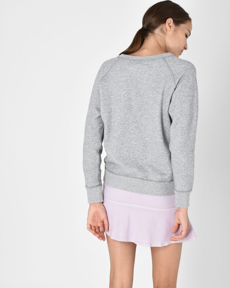 MILLY cotton sweatshirt ISABEL MARANT ÉTOILE
