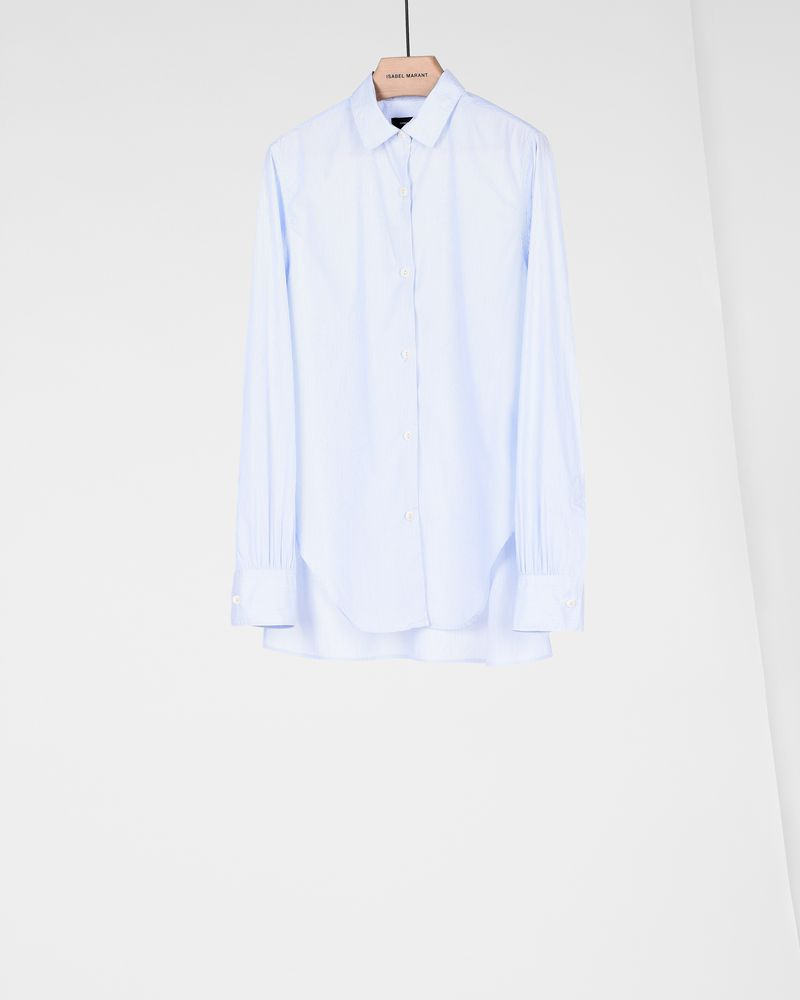 LILIANA striped shirt ISABEL MARANT