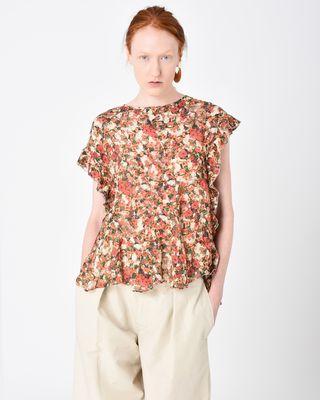 FLIREN floral top