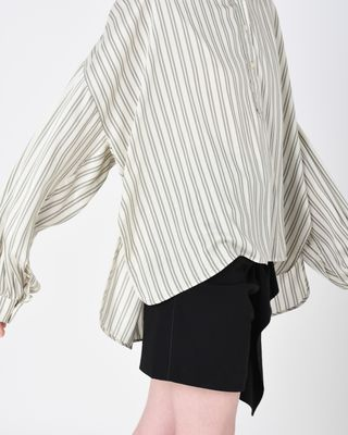 ISABEL MARANT TOP Woman ILDA striped top r