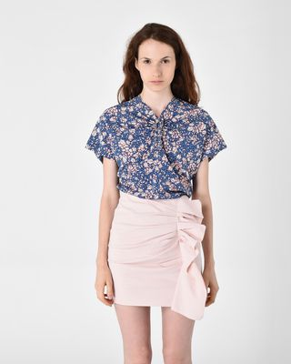 BAGA short-sleeved top