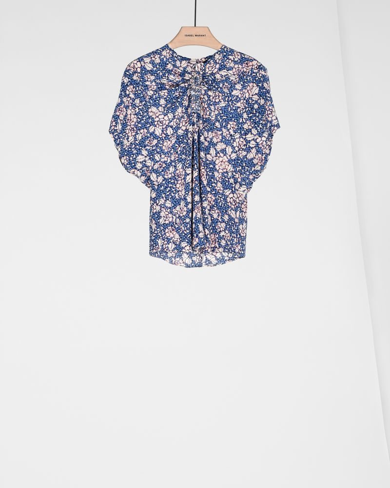BAGA short-sleeved top ISABEL MARANT