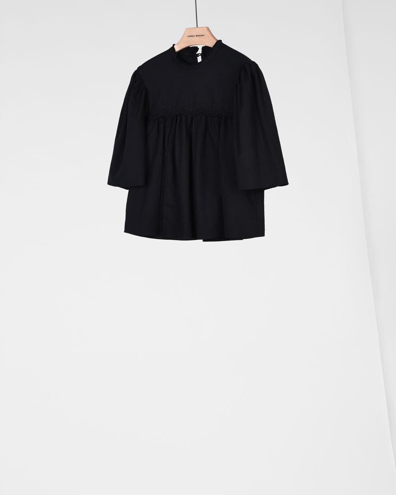 WILLIAM cotton top ISABEL MARANT