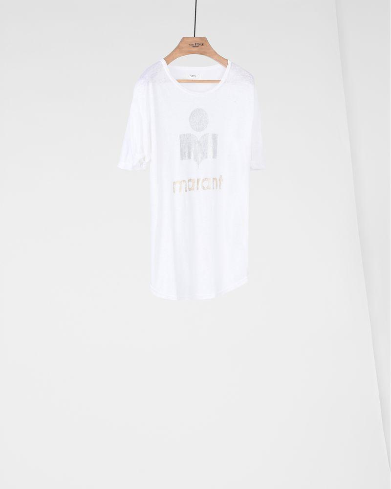 KOLDI logo T-shirt ISABEL MARANT ÉTOILE