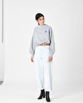 ISABEL MARANT ÉTOILE SWEAT-SHIRT Femme Sweatshirt MADILON r