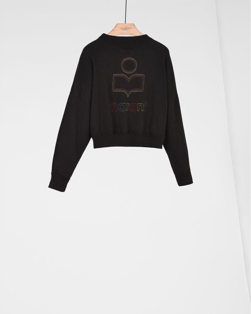ODILON embroidered sweatshirt ISABEL MARANT ÉTOILE
