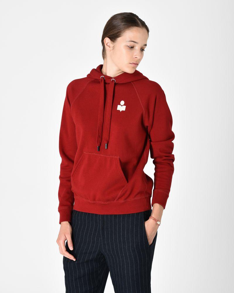 MALIBU hooded sweatshirt ISABEL MARANT ÉTOILE