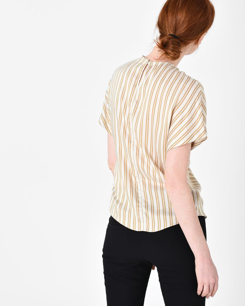 IAGA short-sleeved striped top ISABEL MARANT