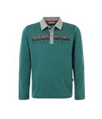 NAPAPIJRI Long sleeve polo U K EGEK JUNIOR f