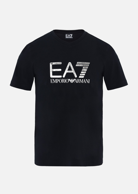 armani t shirt logo