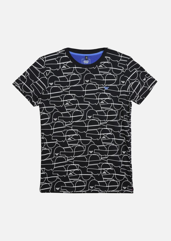 T-Shirt   Kinder   Armani Junior b8b3f2d8c5