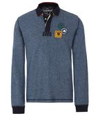 NAPAPIJRI Long sleeve polo Man EMMEN a