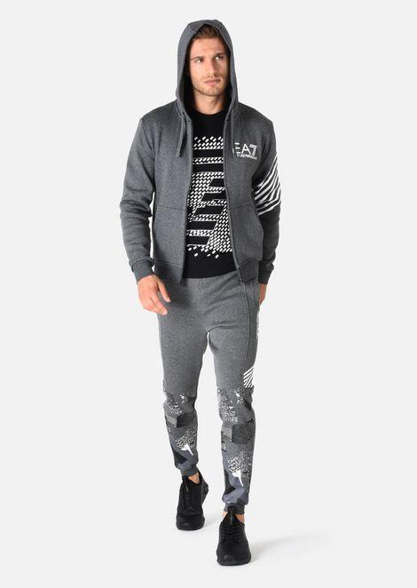 EMPORIO ARMANI T-shirt U T-SHIRT IN COTONE f