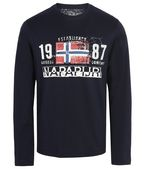 NAPAPIJRI Long sleeve T-shirt U SALEM a