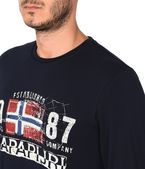 NAPAPIJRI SALEM Long sleeve T-shirt Man e